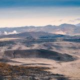 Volcanic Land